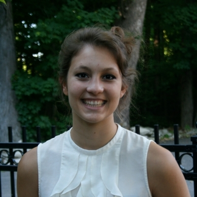 A photo of Wells Scholar Corina Greiner
