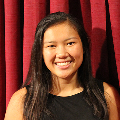 A photo of Wells Scholar Ping Showalter