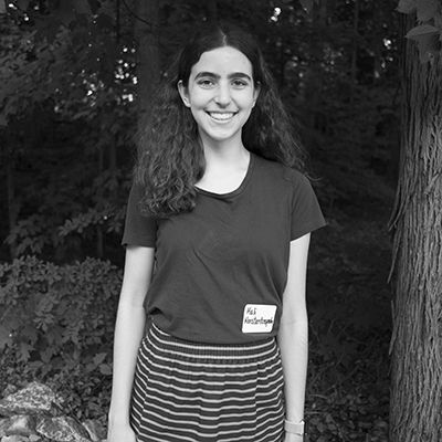 A photo of Wells Scholar Kali Konstantinopoulos